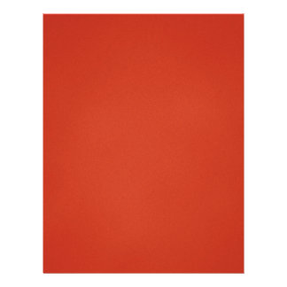 Modern Warm Red Grainy Texture Full Colour Flyer