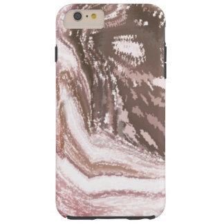 Modern white brown case