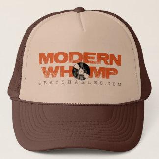 Modern Whomp - Brown Trucker Hat