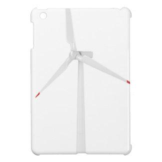 Modern wind turbine case for the iPad mini