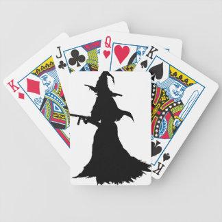 Modern Witch Poker Deck