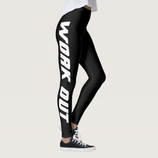 Modern workout leggings for sport fitness gym