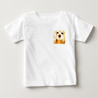 modern yellow American cocker spaniel Baby T-Shirt