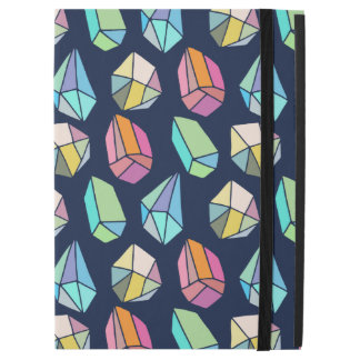 "ModernAbstract Colorful Crystal Pattern iPad Pro 12.9"" Case"