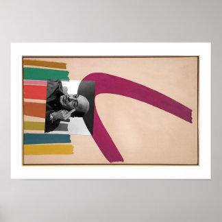 Modernist Collage Poster