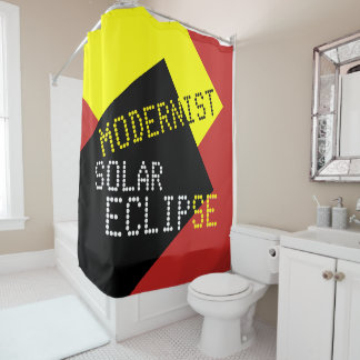 Modernist Solar Eclipse Funny customizable