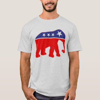 Modernized GOP Elephant T-Shirt