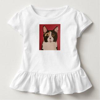 ModernPetPortraitsTN Kitty toddler shirt ruff
