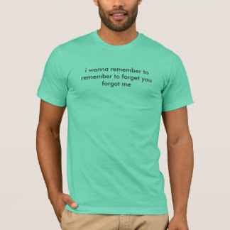 Modest Mouse - Different City Lyrics T-Shirt