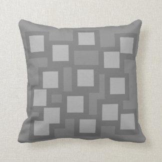 Modestly Modish Pillow/Cushion Vers 1 Squares Throw Pillow