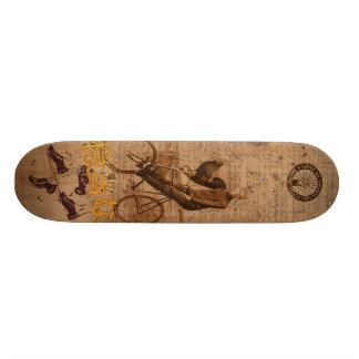 MODESTo Biker Skateboard Decks