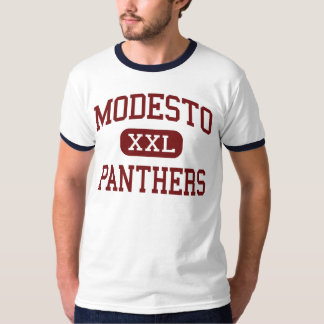 Modesto - Panthers - High - Modesto California T-Shirt