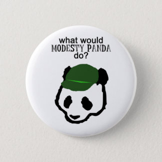Modesty Panda Button