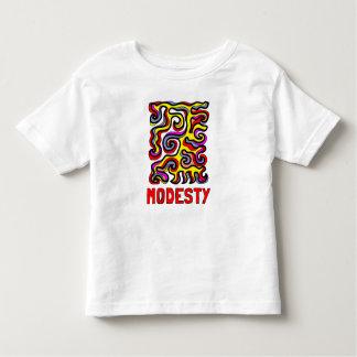 """""""Modesty"""" Toddler Fine Jersey T-Shirt"""