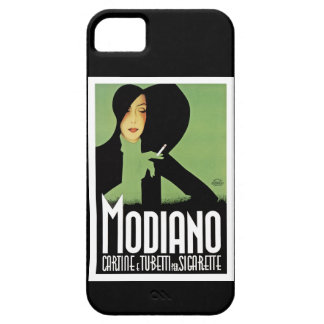 Modiano Cigarette Papers iPhone 5 Covers