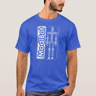 ModiBot 'Build your own' Action figure Tee