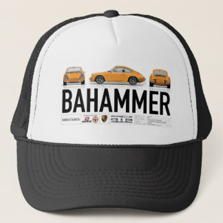 Modifica Classica | 1968 Bahama Yellow 912 Trucker Hat