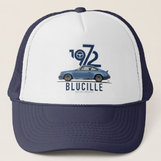 Modifica Classica | 1972 911T Blucille Trucker Hat