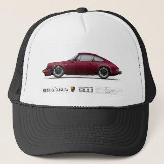 Modifica Classica | 1983 911 3.0 SC Ruby Red Trucker Hat