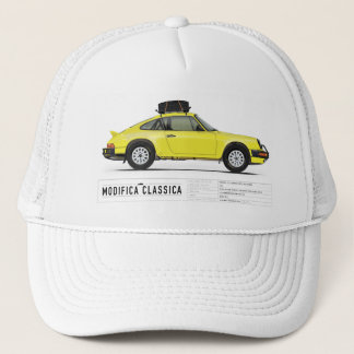 Modifica Classica | 1985 911 3.2 Rally Build Trucker Hat