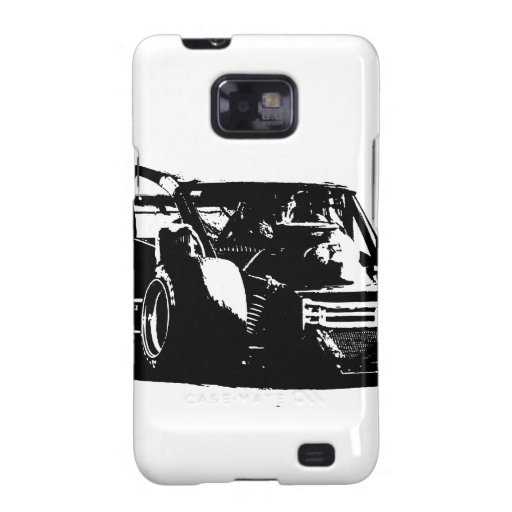 Modified Galaxy SII Cover