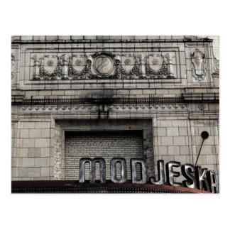Modjeska Theater Postcard