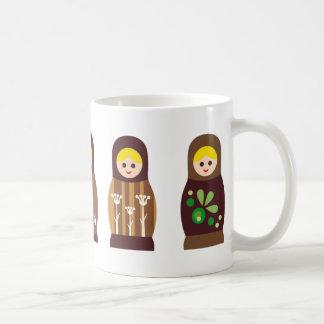 ModMatryoshka4 Coffee Mug