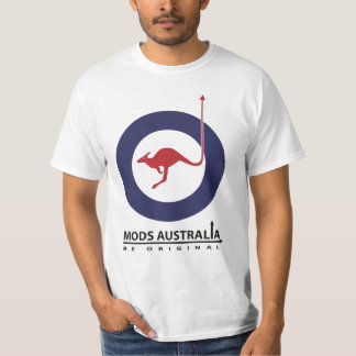 Mods Australia Be Original T-Shirt