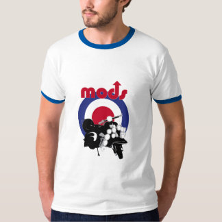 Mods/Vespa T-Shirt