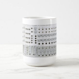 Modular Synthesizer Coffee Mug