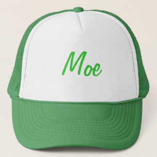 Moe Trucker Hat