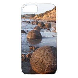 Moeraki boulders New Zealand iPhone 7 Case
