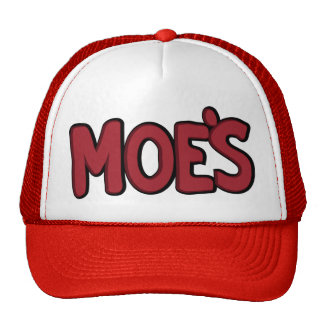 Moe's Tavern Trucker Hat