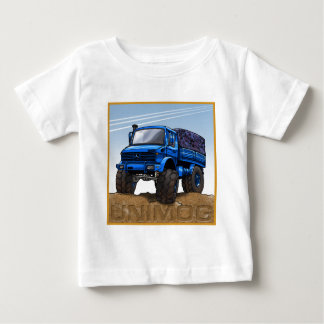 Mog2_blue Baby T-Shirt