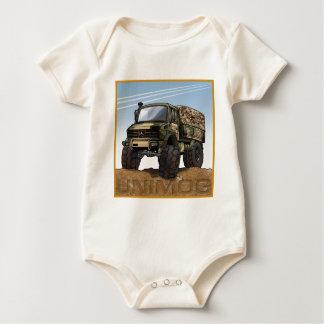 Mog2_camo Baby Bodysuit