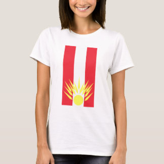 Mogila Municipality, Macedonia T-Shirt
