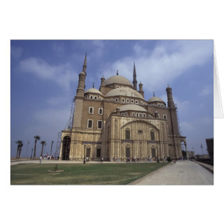 Mohammed Ali Mosque at the Citadel of Cairo, 2 Card
