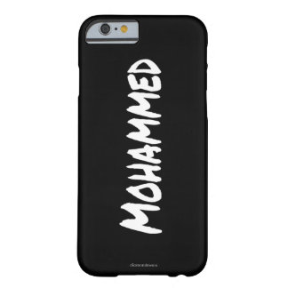 mohammed barely there iPhone 6 case