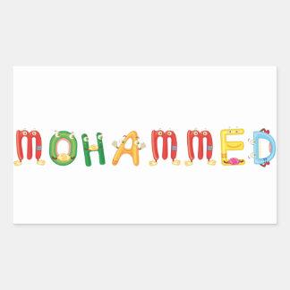 Mohammed Sticker