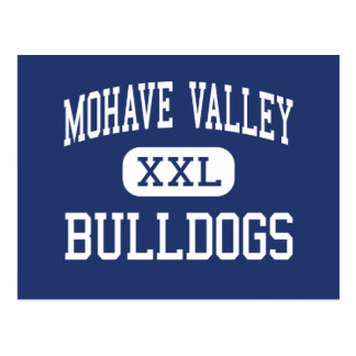 Mohave Valley - Bulldogs - Junior - Mohave Valley Postcard