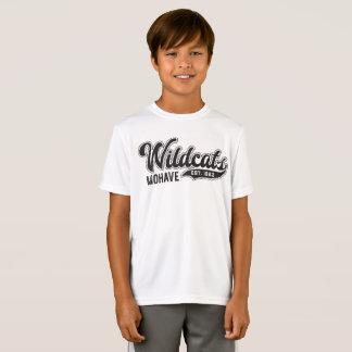 Mohave Wildcats Est. 1962 Kids Sport-Tek Tshirt