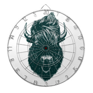 Mohawk buffalo dartboards