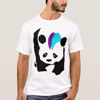 Mohawk Panda T-Shirt