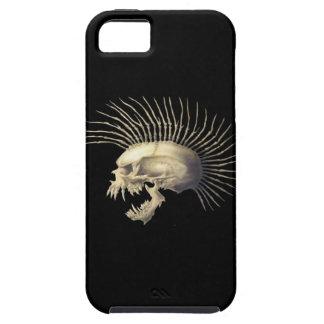 Mohawk Skull (The Exploited) Case For The iPhone 5