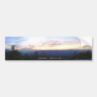 Mohawk Trail, North Adams, Mass Bumper Sticker