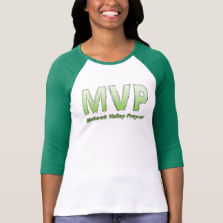 Mohawk Valley Pray-ers Baseball-Style Jersey Tshirts