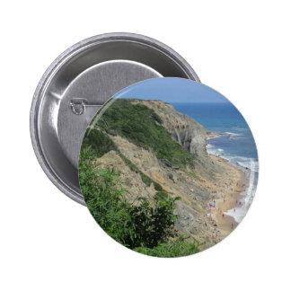 Mohegan Bluffs Block Island Pins