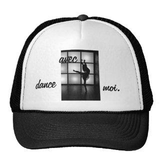 moi d'avec de danse casquette