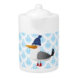 """Moin Moin"" Seagull"