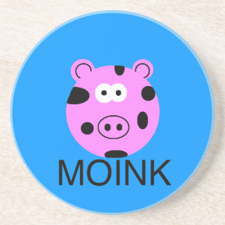Moink coaster